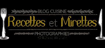 Recettes & Mirettes