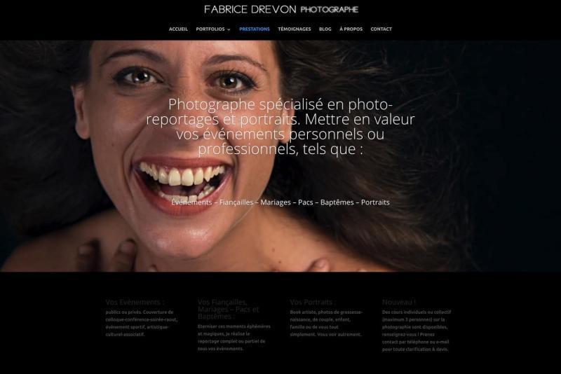 Fabrice Drevon Photographie