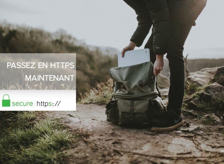 Passez votre site en https